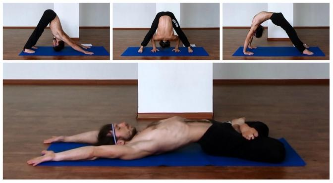 Йога для профилактики и лечения простатита