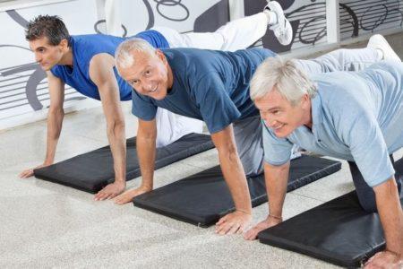 гимнастика для профилактики простатита