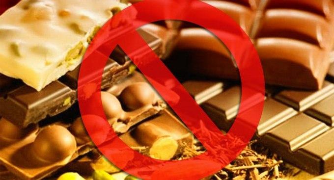 Шоколад противопоказан при простатите
