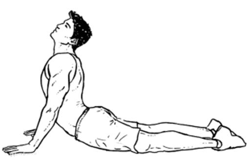 Упражнение Цигун