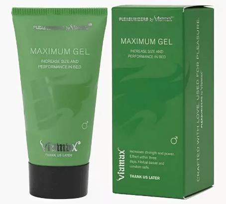 Гель Viamax Maximum