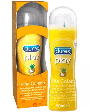 """Интимная гель-смазка """"Pina Colada от Durex"""""""