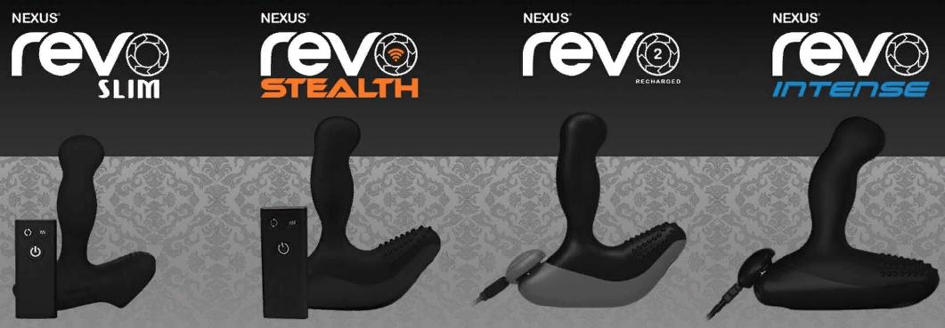 Модельный ряд Nexus Revo
