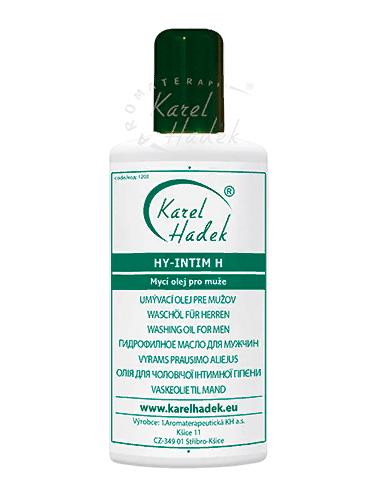 Гидрофильное моющее масло для мужчин