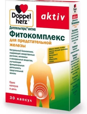 Фитокомплекс «Доппельгерц»