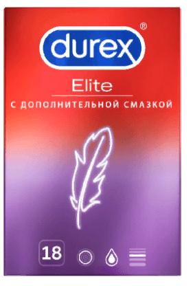 Durex Elite