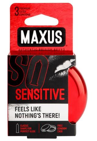 Maxus Sensitive