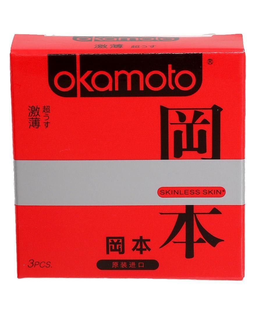 Okamoto Skinless Super Thin