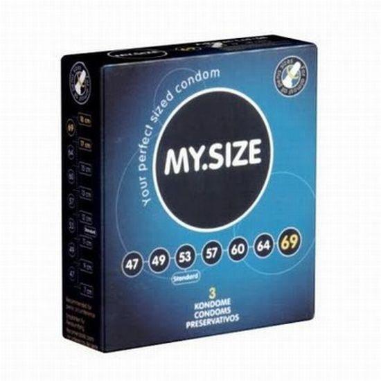 Самый широкий презерватив
