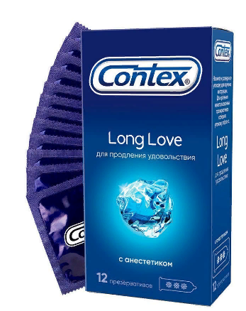 Сontex long love